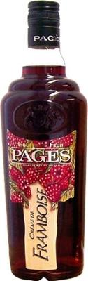 Фрамбуаз «Pages Creme Di Framboise»