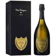 Вино игристое белое сухое «Dom Perignon Vintage» 2005 г., в подарочной упаковке