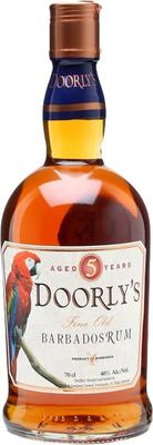 Ром «Doorly's 5 Years Old»
