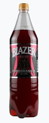 Коктейль «Blazer Pomegranate »