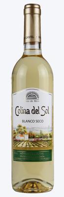 Вино столовое белое сухое «Colina del Sol»