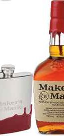 Виски «Maker's Mark with flask»