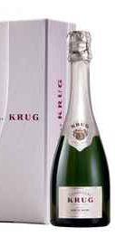 Шампанское розовое брют «Krug Brut Rose» в подарочной упаковке