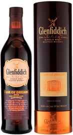 Виски шотландский «Glenfiddich Cask of Dreams» 2012, в тубе