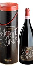 Вино красное сухое «Braida Montebruna Barbera d'Asti» 2013 г. в подарочном тубусе.