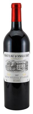 Вино красное сухое «Chateau d'Angludet, 3 л» 2007 г.