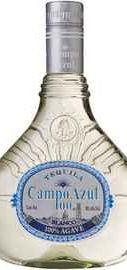 Текила «Campo Azul Premium Blanco» в подарочной упаковке