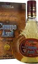 Текила «Campo Azul Reposado» в подарочной упаковке