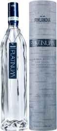 Водка «Finlandia Platinum» подарочная упаковка