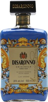 Ликер «Disaronno Originale Versace Limited Edition»