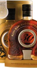 Ром «Barcelo Imperial Premium Blend» в подарочной упаковке