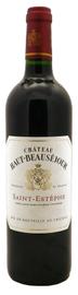 Вино красное сухое «Chateau Haut-Beausejour» 2012 г.