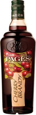 Ликер «Pages Cherry Brandy»