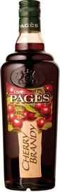 Ликер «Pages Cherry Brandy»