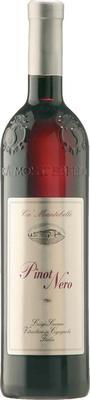 Вино красное сухое  «Ca' Montebello Pinot Nero»
