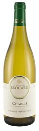 Вино белое сухое «Jean-Marc Brocard Chablis» 2014 г.