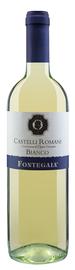 Вино белое сухое «Fontegaia Castelli Romani Bianco» 2014 г.
