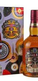 Виски шотландский «Chivas Regal Patrick Grant» в подарочной упаковке