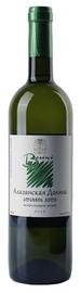 Вино белое полусладкое «Alazani Valley» 2014 г.