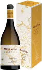 Вино полусухое белое «Gallaecia Albarino» 2011 г., в подарочной упаковке