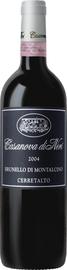Вино красное сухое «Brunello di Montalcino Cerretalto» 2004 г.
