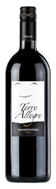 Вино красное полусухое «Cielo e Terra Terre Allegre Sangiovese Puglia»