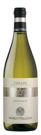 Вино белое сухое «Collio Sauvignon Blanc» 2014 г.
