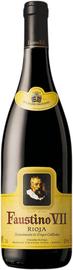 Вино красное сухое «Faustino VII» 2013 г.