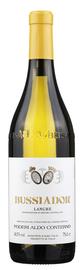 Вино белое сухое «Langhe Chardonnay Bussiador» 2011 г.