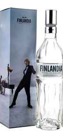 Водка «Finlandia» в подарочной упаковке