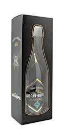 Российское шампанское белое полусладкое  «Абрау-Дюрсо» в подарочной упаковке