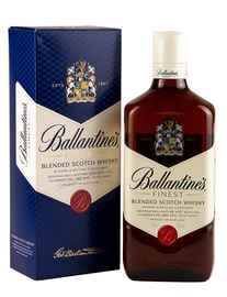 Виски шотландский «Ballantine's Finest» в подарочной упаковке