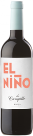 Вино красное сухое «El Nino de Campillo» 2013 г.