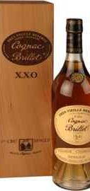 Коньяк «Brillet Tres Vielle Reserve XXO Grande Champagne» в деревянной коробке