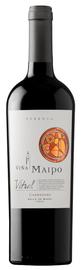 Вино красное сухое «Vitral Carmener Reserva» 2014 г.
