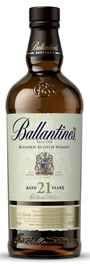 Виски шотландский «Ballantine's 21 Years Old»