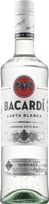Ром «Bacardi Carta Blanca, 0.5 л»
