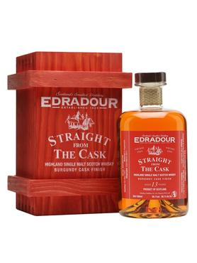 Виски шотландский  «Edradour Straight from The Cask Burgundy cask finish» 2002