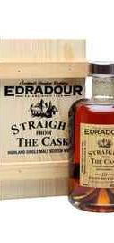Виски шотландский  «Edradour Straight from The Cask Sherry cask matured 10 years» 2004