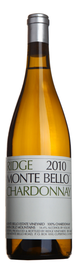 Вино белое сухое «Monte Bello Chardonnay» 2012 г.