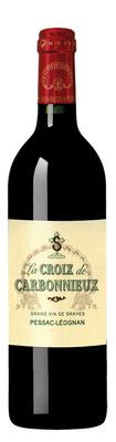 Вино красное сухое «La Croix de Carbonnieux» 2012 г.