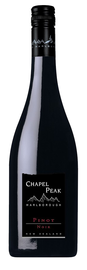 Вино красное сухое «Chapel Peak Pinot Noir» 2013 г.