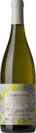 Вино белое полусладкое «Chardonnay Louis Galud Semi-sweet»