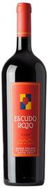 Вино красное сухое «Escudo Rojo» 2010 г.