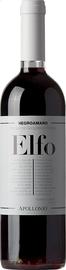 Вино красное сухое «Elfo Rosso Salento» 2005 г.