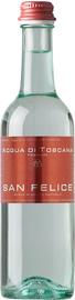 Вода «San Felice» в стеклянной бутылке