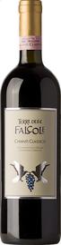 Вино красное сухое «Terre delle Falcole Chianti Classico» 2012 г.