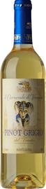 Вино белое сухое  «Carnevale di Venezia Pinot Grigio» 2014 г.
