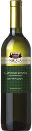 Вино белое полусладкое «Alazani Valley»
