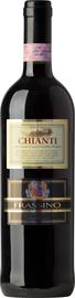 Вино красное сухое «Frassinо Chianti» 2014 г.